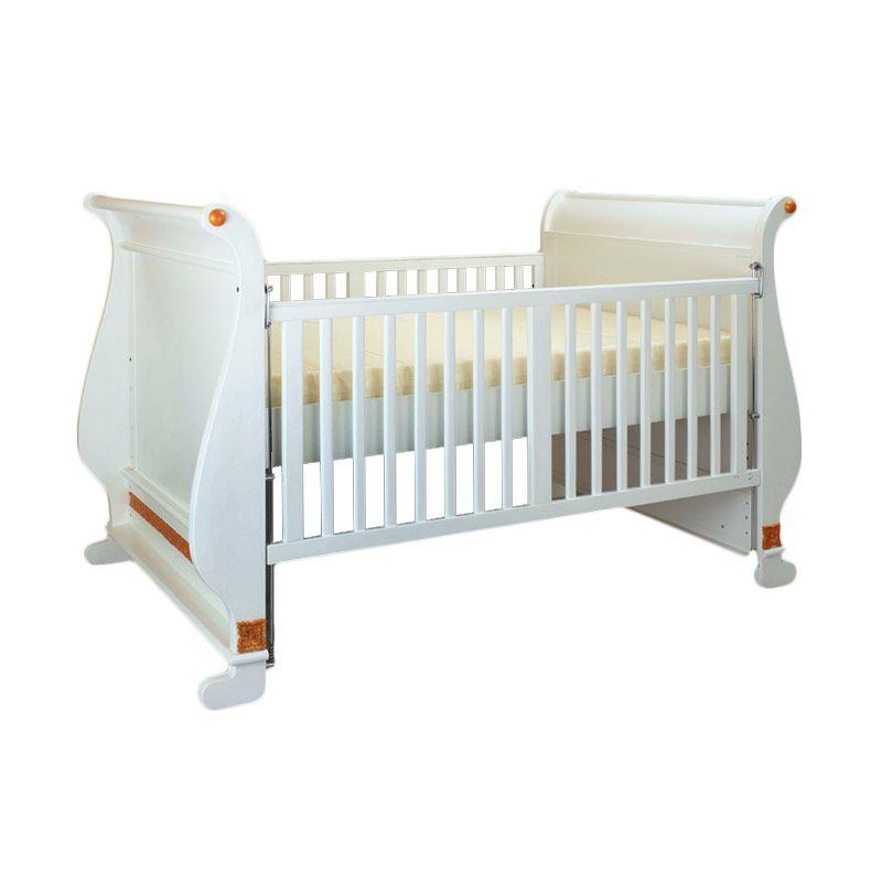 Babybelle - Venetian Crib [ Khusus Area Jabodetabek ]