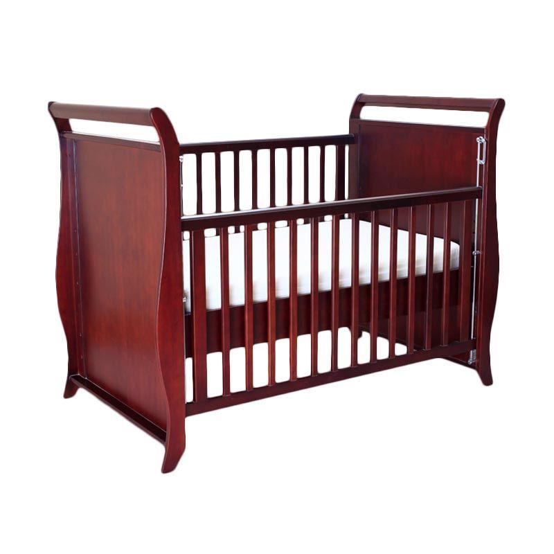 Babybelle - Victoria Mini Crib [ Khusus Area Jabodetabek ]