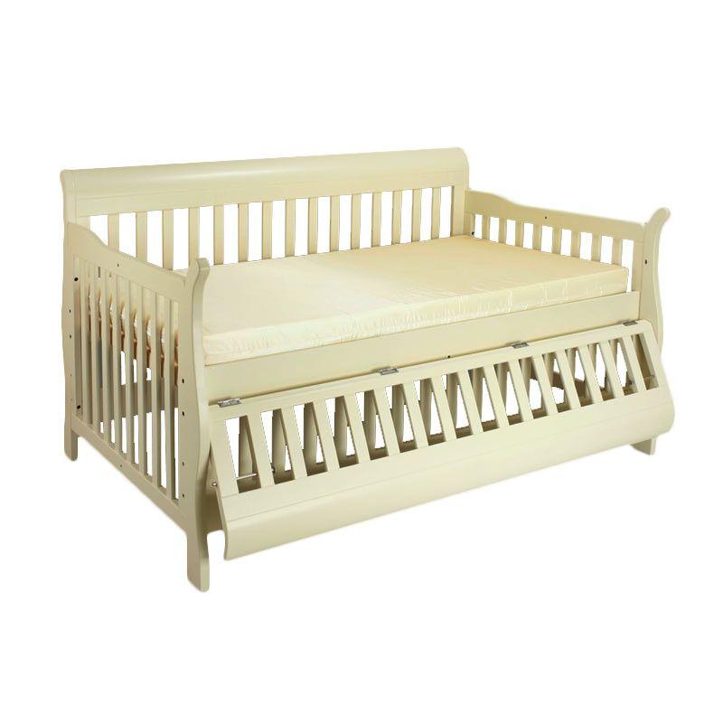 Babybelle - Vienna Crib [ Khusus Area Jabodetabek ]