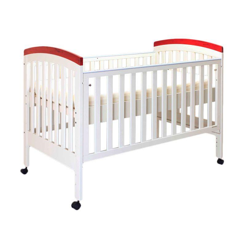Babybelle - Winston Crib [ Khusus Area Jabodetabek ]