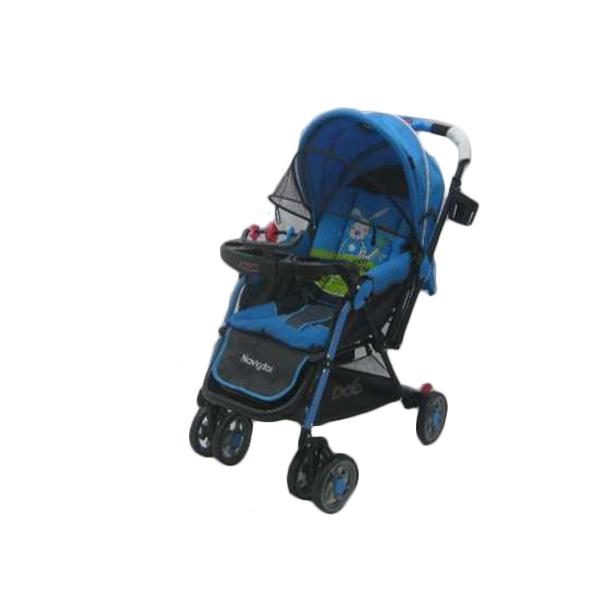 harga Babydoes Ds298 Navigator Stroller - Blue Blibli.com