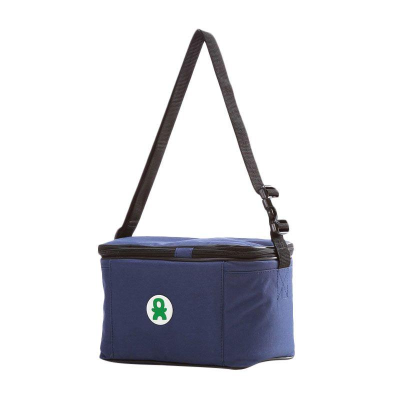 babyGO inc Blue Cooler Bag