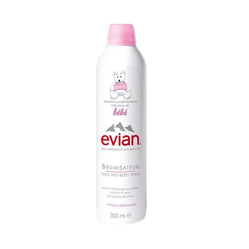 Evian Baby Brumisateur Body Spray [150 mL]