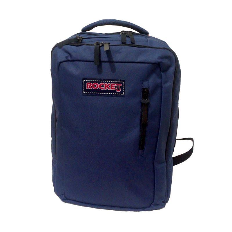 Rocket KTK Blue Backpack Tas Ransel