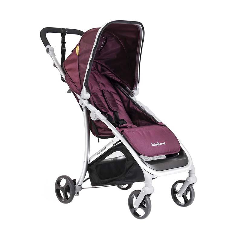 Babyhome Vida BH 021017645 Stroller - Purple