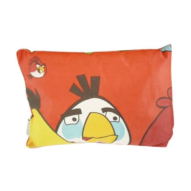 Baby Hai Bantal Kepala Angry Bird Red