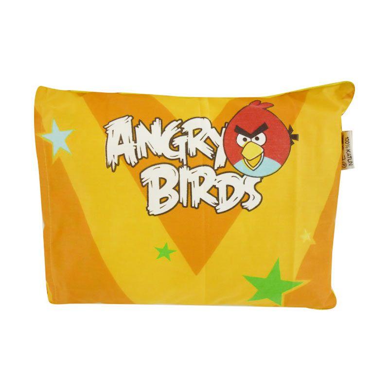 Baby Hai Bantal Kepala Angry Bird Yellow