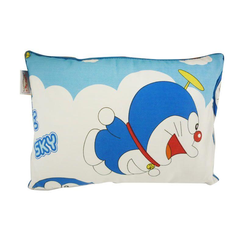 Baby Hai Bantal Kepala Doraemon Blue