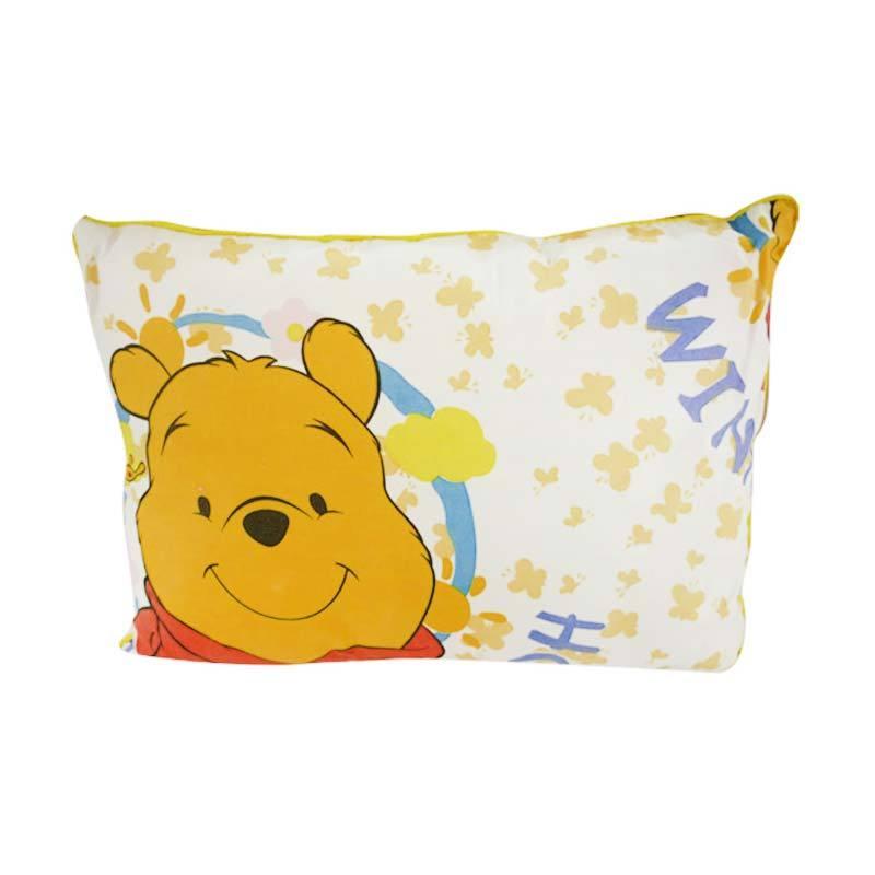 Baby Hai Bantal Kepala Pooh Yellow