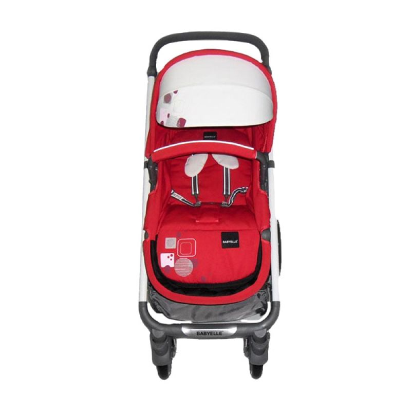 Babyelle Evoque Red Stroller