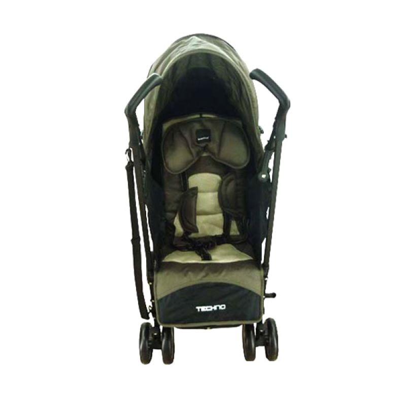 Babyelle Techno Beige Stroller