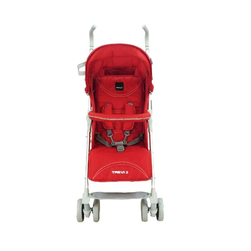 Babyelle Trevi Single Red Stroller