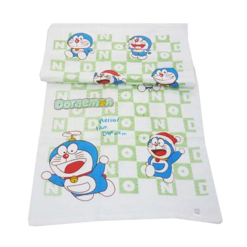 Babylonish Jepang Doraemon White Handuk