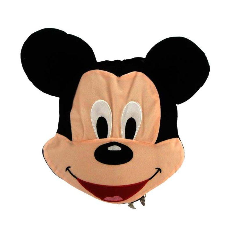 Babylonish Mickey Mouse Black Selimut Bayi