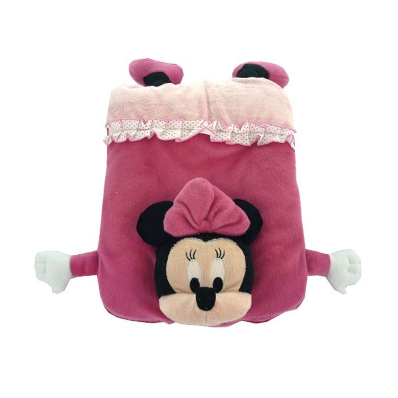 Babylonish Minnie Mouse Pink Selimut Bayi
