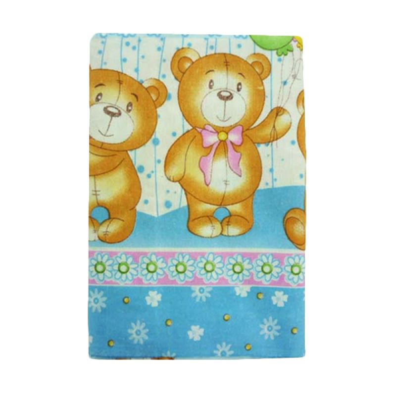 Babylonish Papa Bear Multicolor Set Bedong Bayi [3 Pcs]