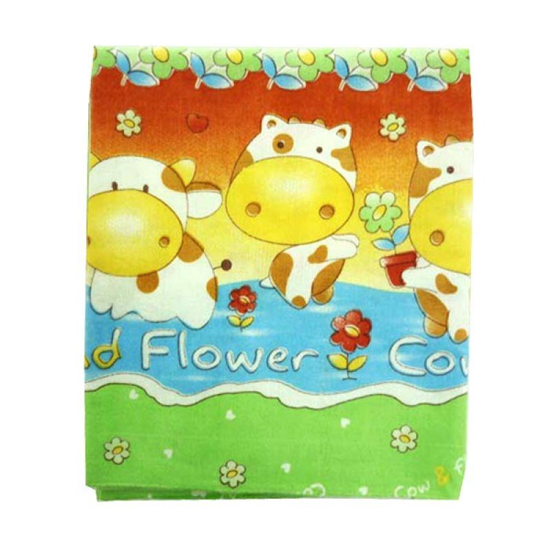 Babylonish Papa Cow Multicolor Set Bedong Bayi [3 Pcs]