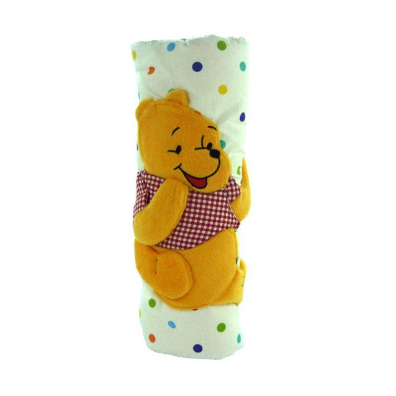 Babylonish Pooh Kuning Selimut Bayi