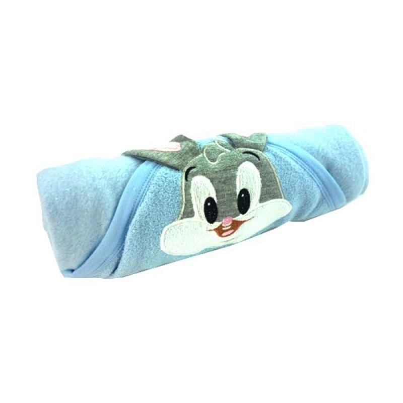Babylonish Selimut Bayi Jala Bugs Bunny Blue