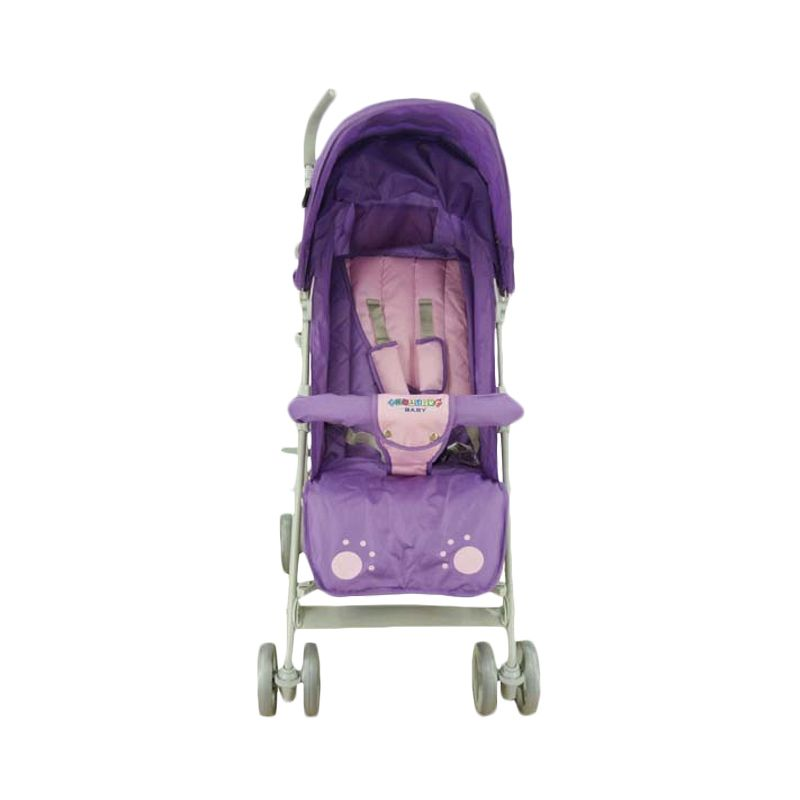Creative Breeze 178 Purple Kereta Dorong Bayi