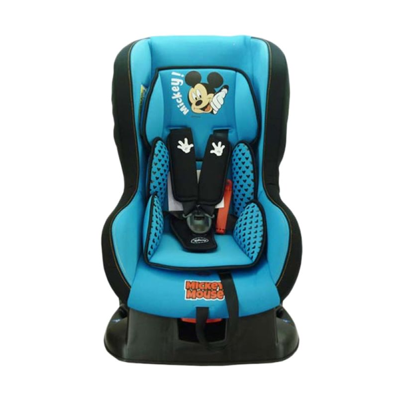 Disney DB018 Blue Car Seat