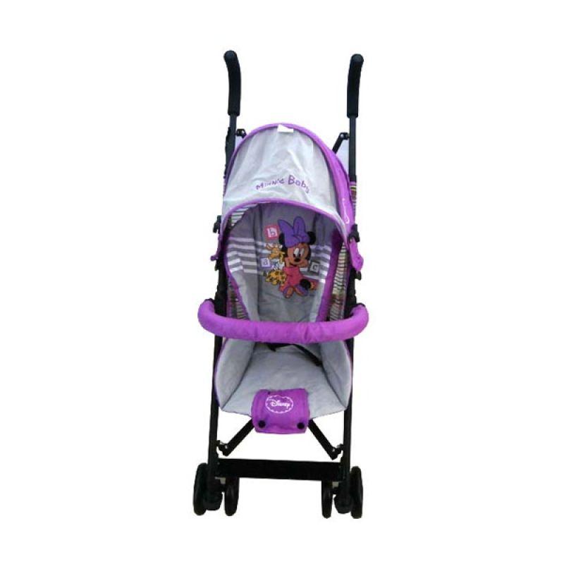 Disney Kereta Dorong Bayi BS 306 Purple