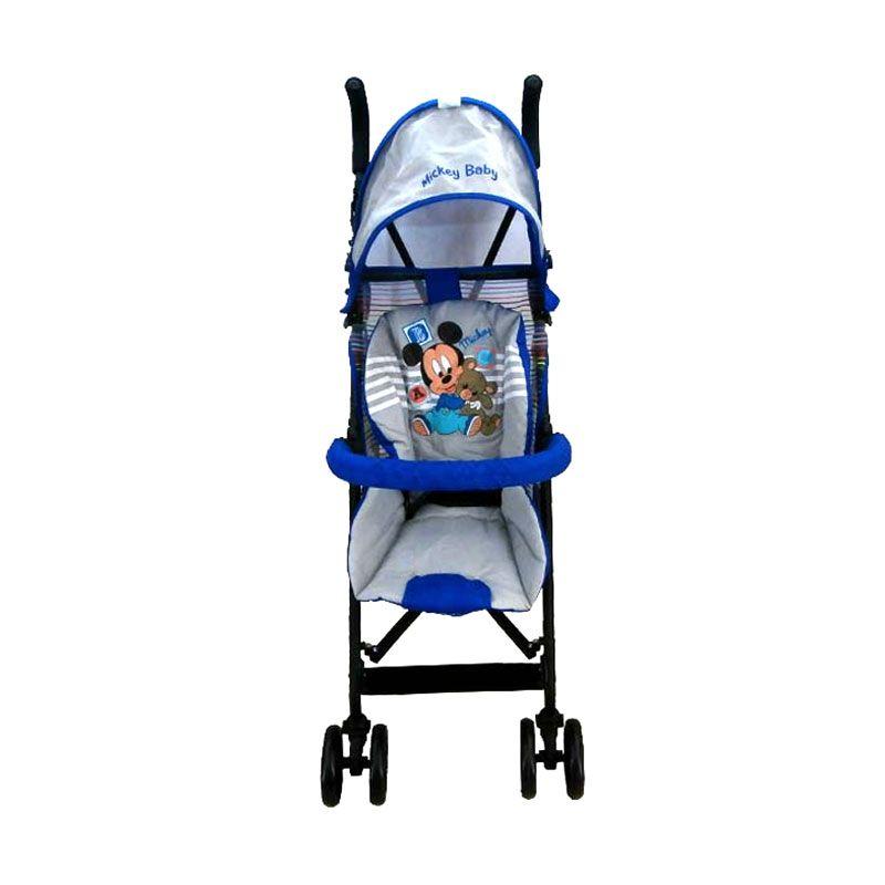 Disney Stroller BS 306 Biru