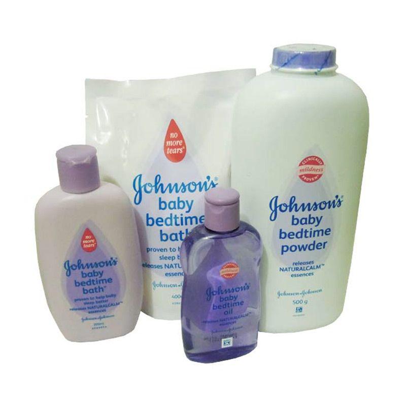 Johnson's Baby Paket 1 Set Mandi Bayi