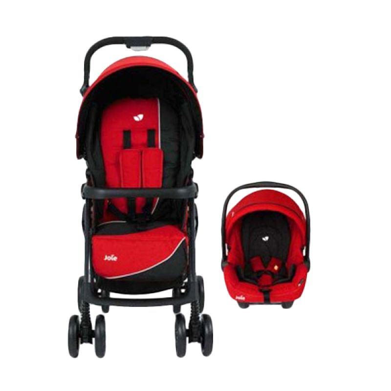 Joie Aire Plus TS Lady Bird Stoller Kereta Dorong Bayi