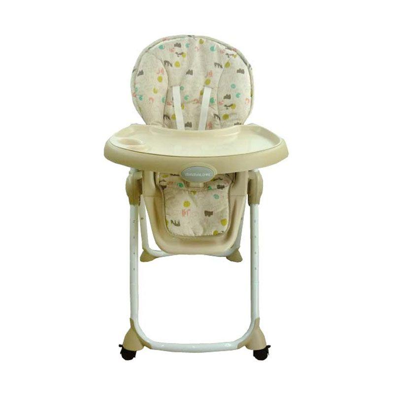 Mamalove High Chair - HA79 - Jasmine