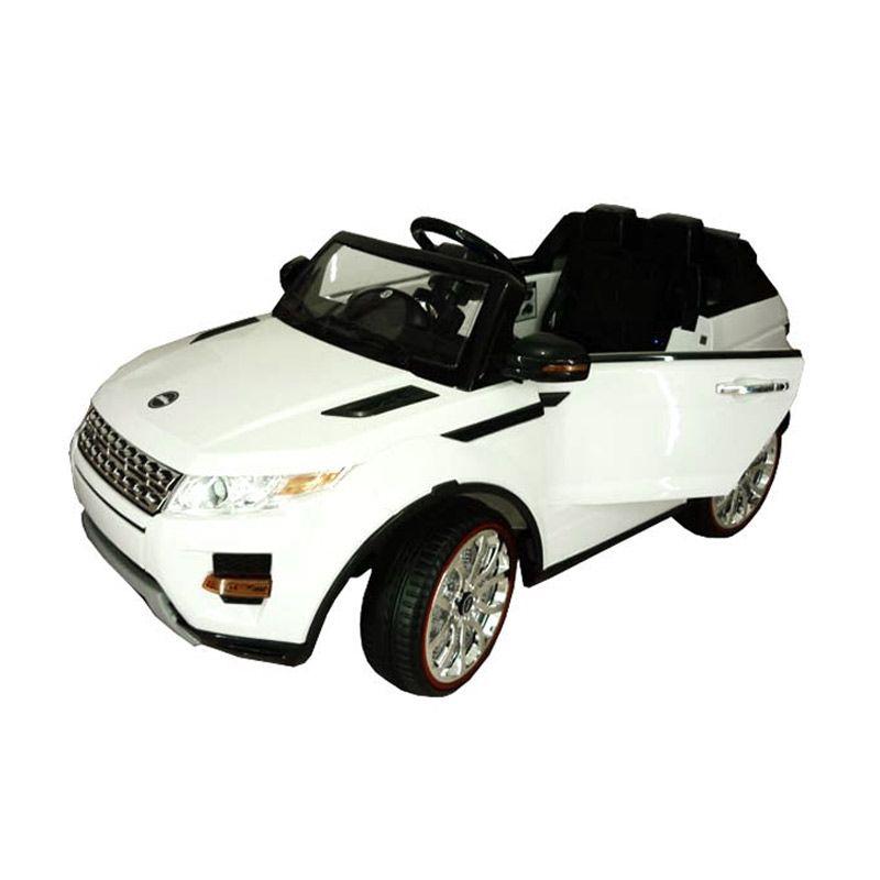 Pliko PK 2868 N/PK 1868 N Mobil SUV Evoque White Mainan Anak