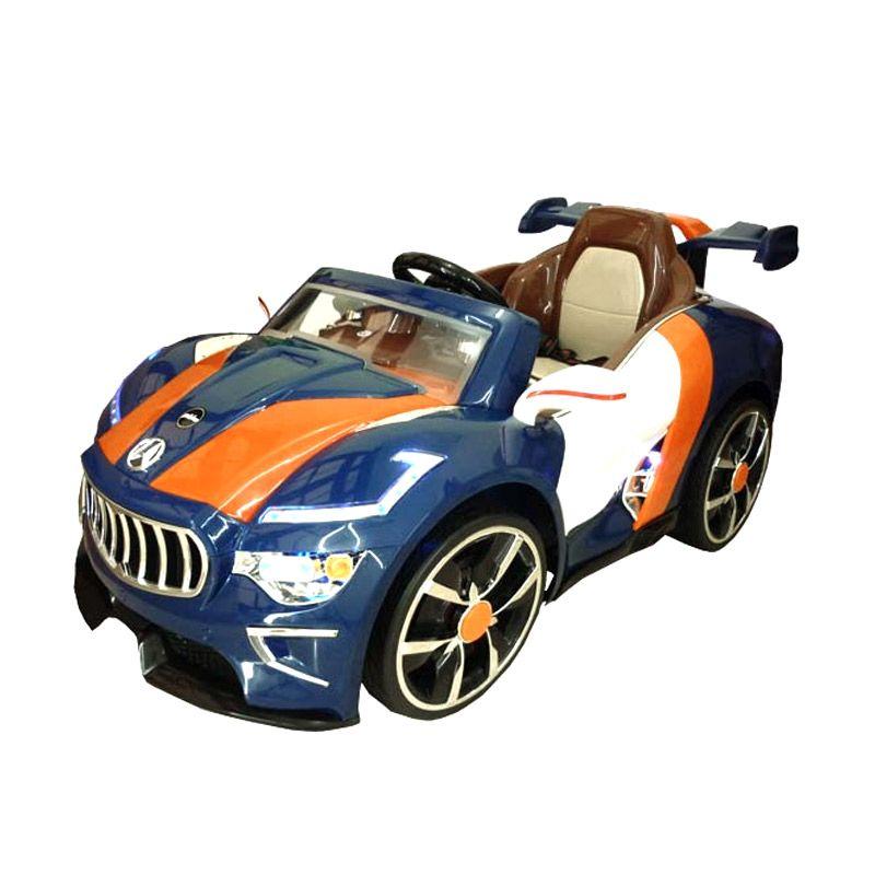 Pliko Maseratti PK 9800 Blue Mainan Anak