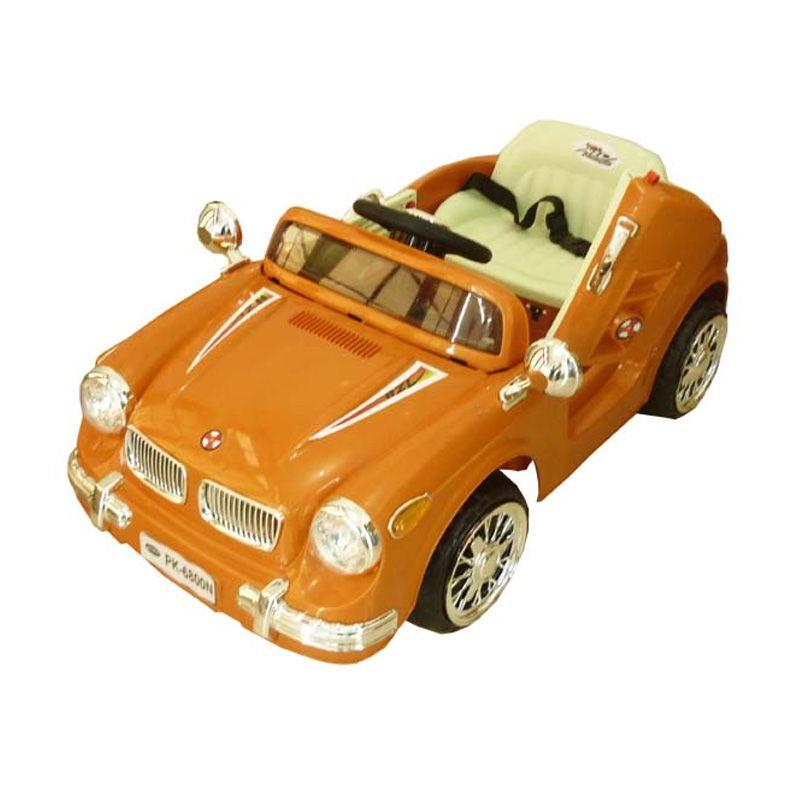 Pliko Mobil PK 6800 N Orange Mainan Anak