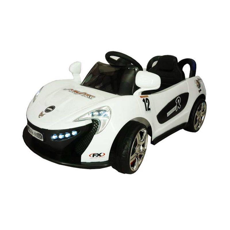 Pliko MacLaren PK 9188 N White Mainan Anak