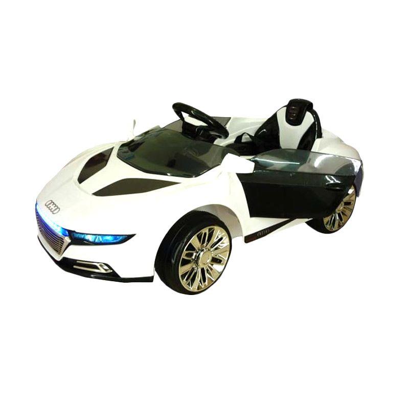 Pliko PK 2818 Audi Quatro Sport White Mainan Anak