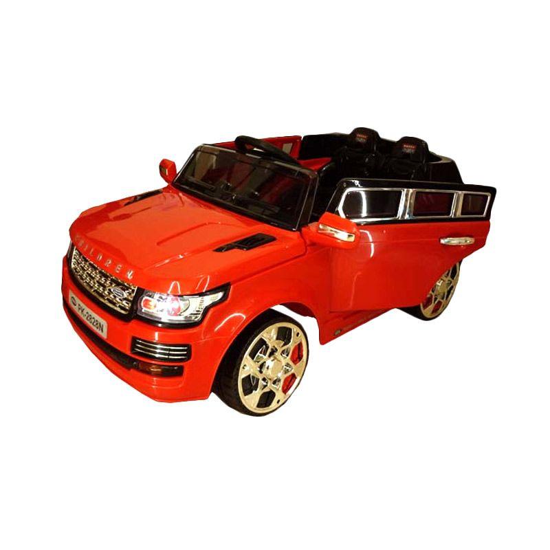 Pliko PK 2828 Mobil SUV Landrover Red Mainan Anak
