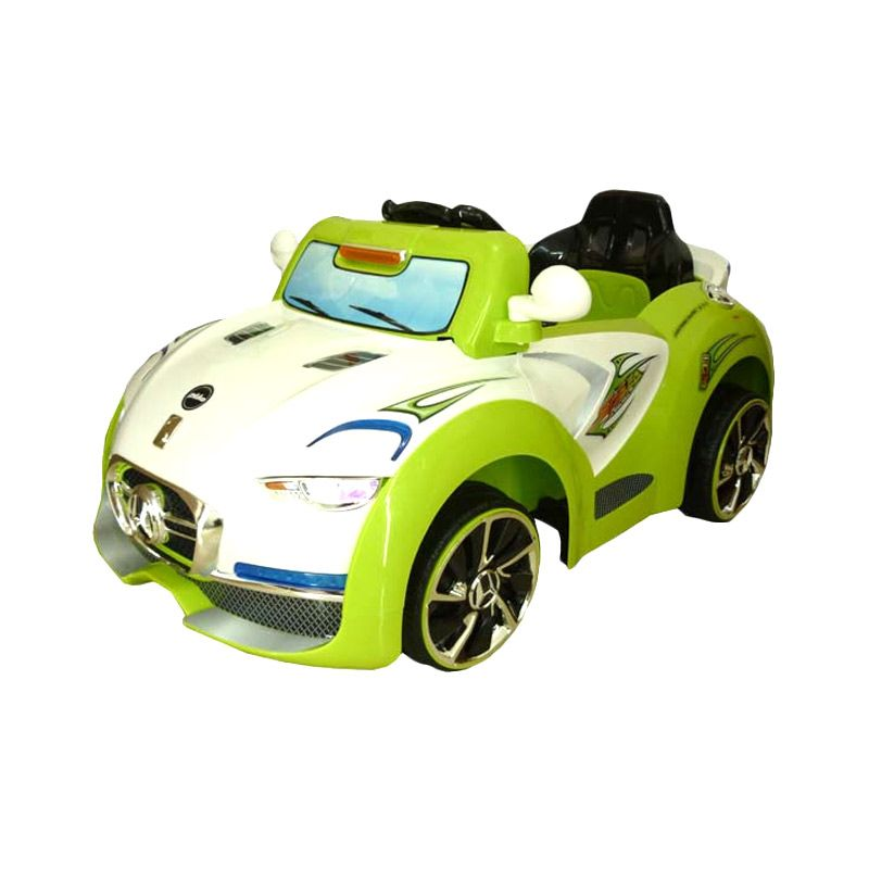 Pliko PK 9318 Mobil VW New Beatle Green Mainan Anak