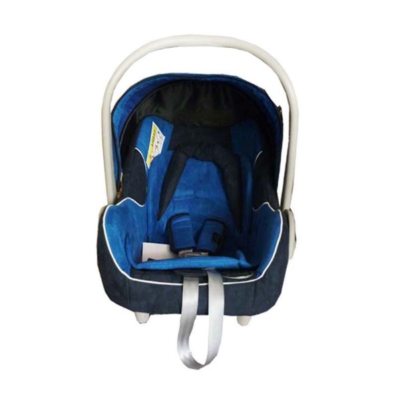 Pliko PK02 Blue Car Seat