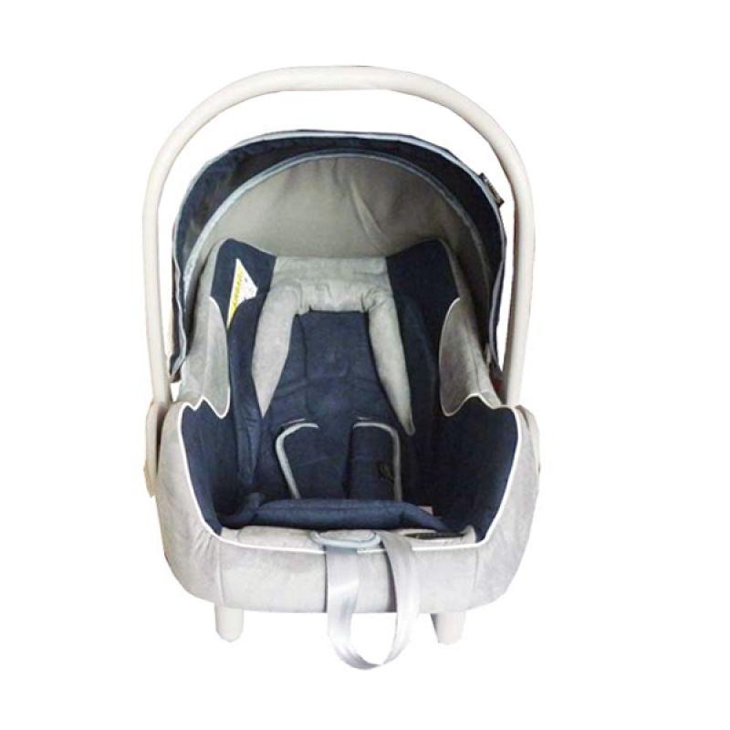 Pliko PK02 Blue Grey Baby Car Seat