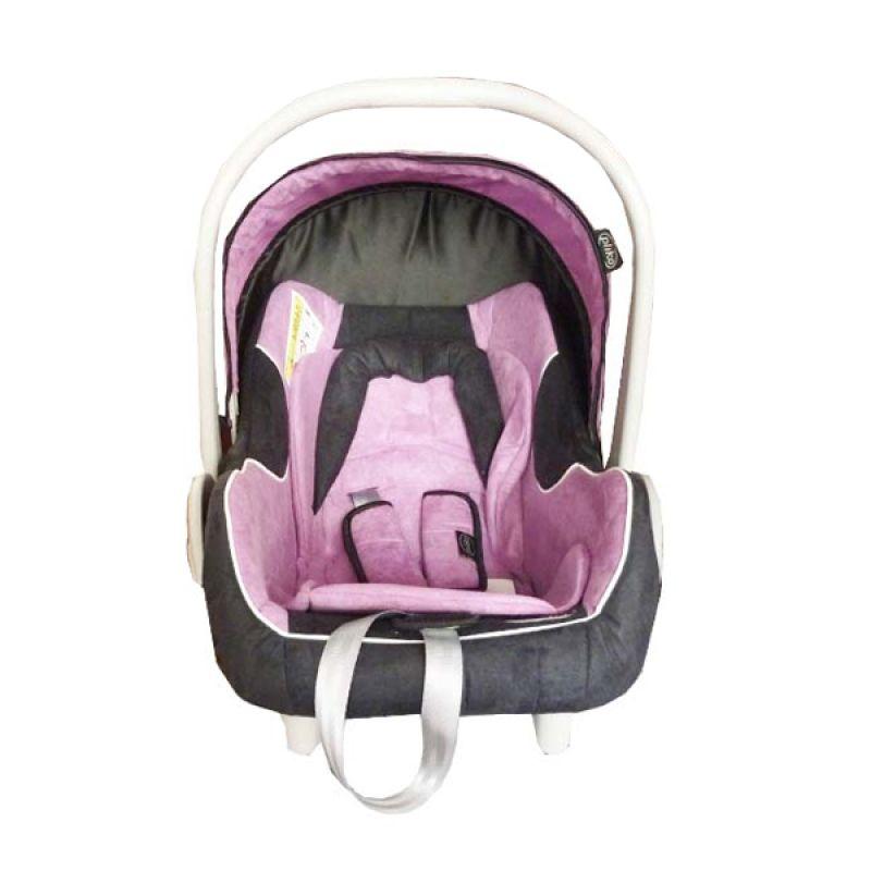 Pliko PK02 Purple Black Baby Car Seat