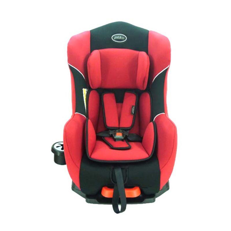 Pliko PK305 Red Baby Car Seat
