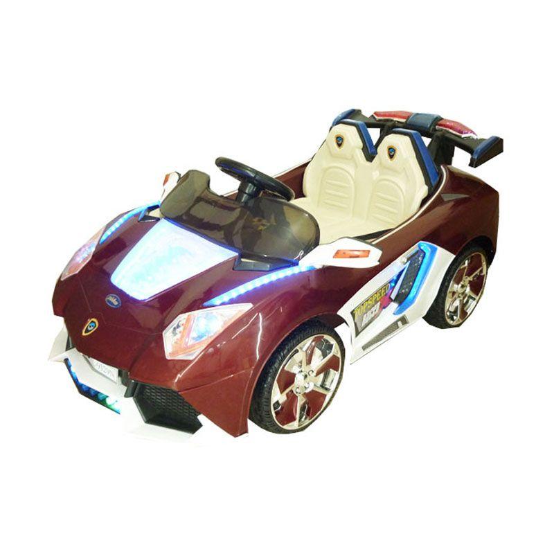Pliko Sport Aventador PK 9329 Merah Mobil Mainan Anak