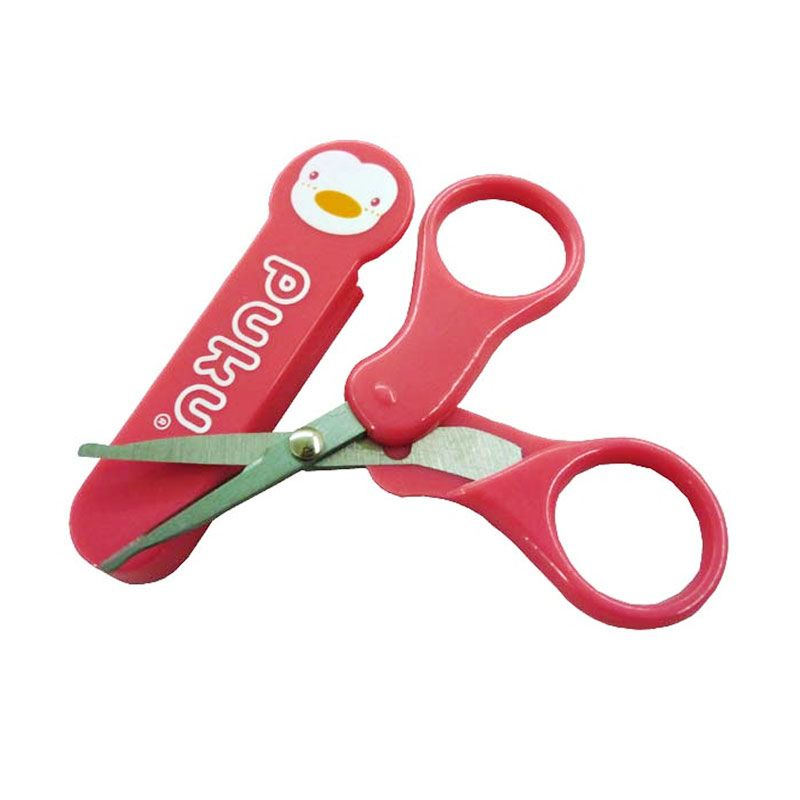 Puku Safety Scissor Pink
