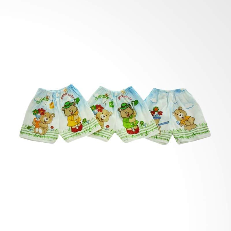 Tatami Come On Gardening SG4 Kuning Hijau Biru Celana Anak Laki-Laki