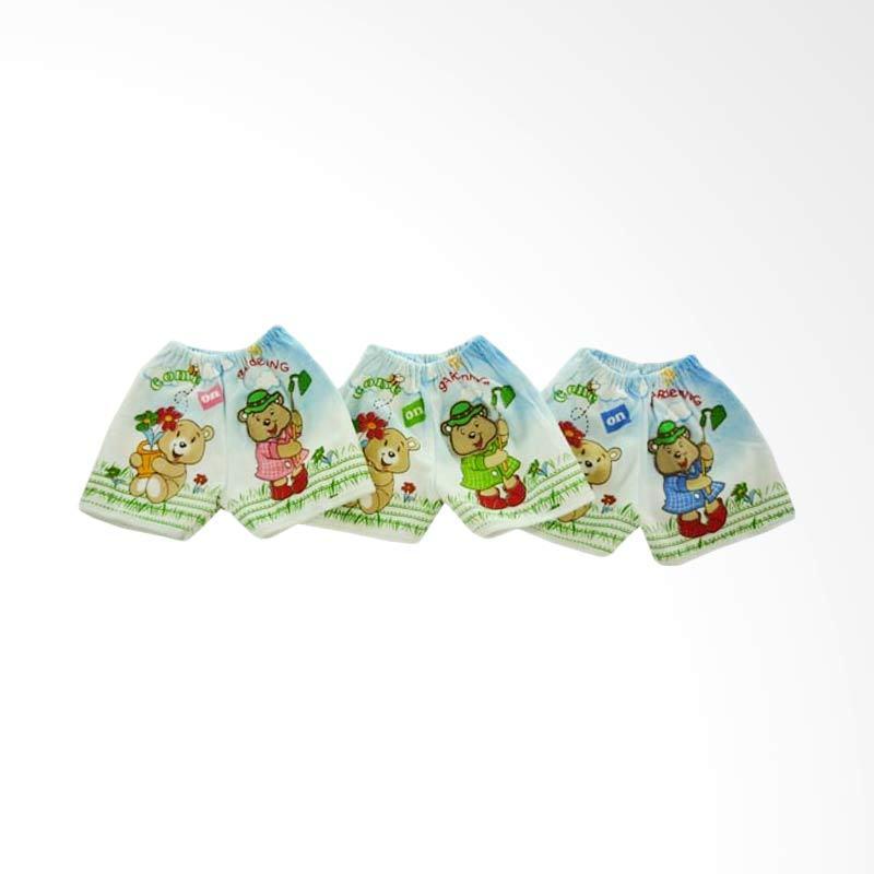Tatami Come On Gardening SG4 Pink Hijau Biru Celana Anak Laki-Laki