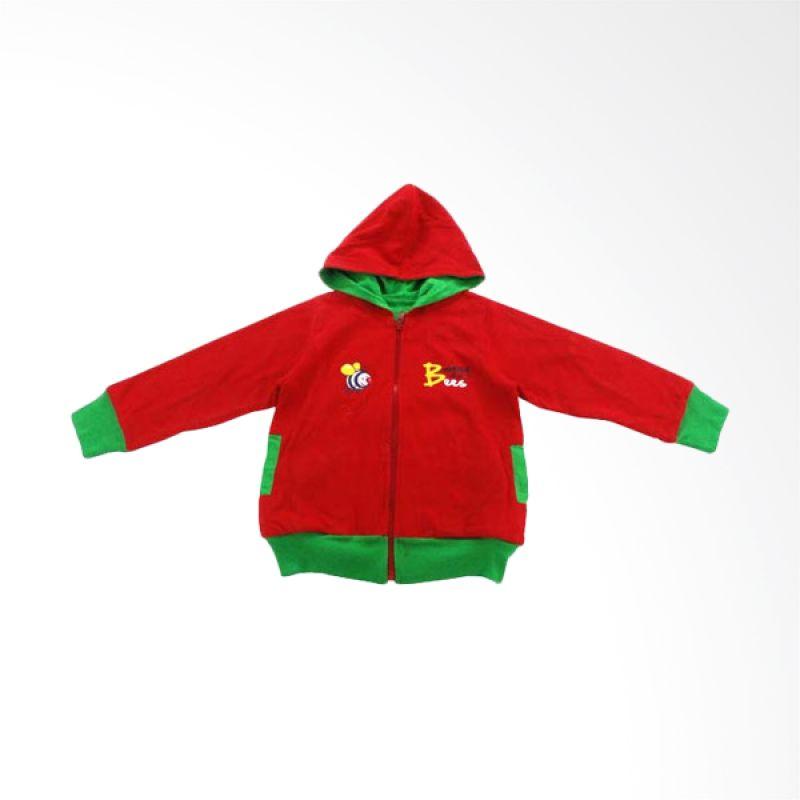 Tatami Jaket JBB Buggbees Red