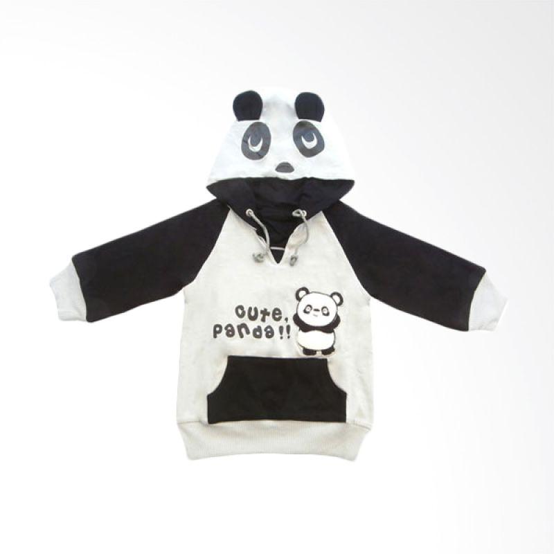 Tokusen JBB Cute panda Abu-abu Jaket