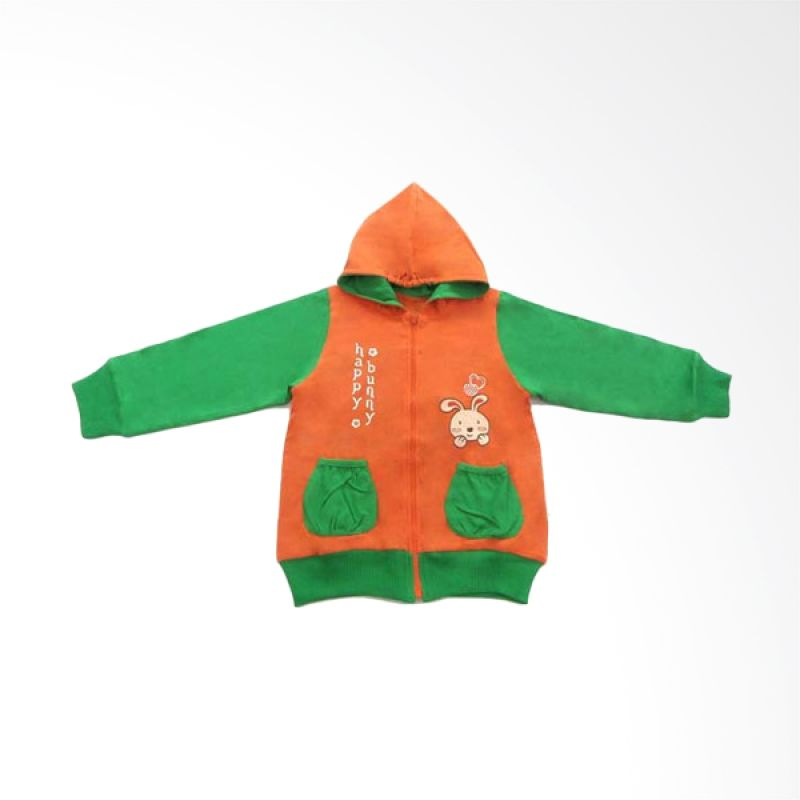 Tokusen JBB Happy Bunny Orange Jaket