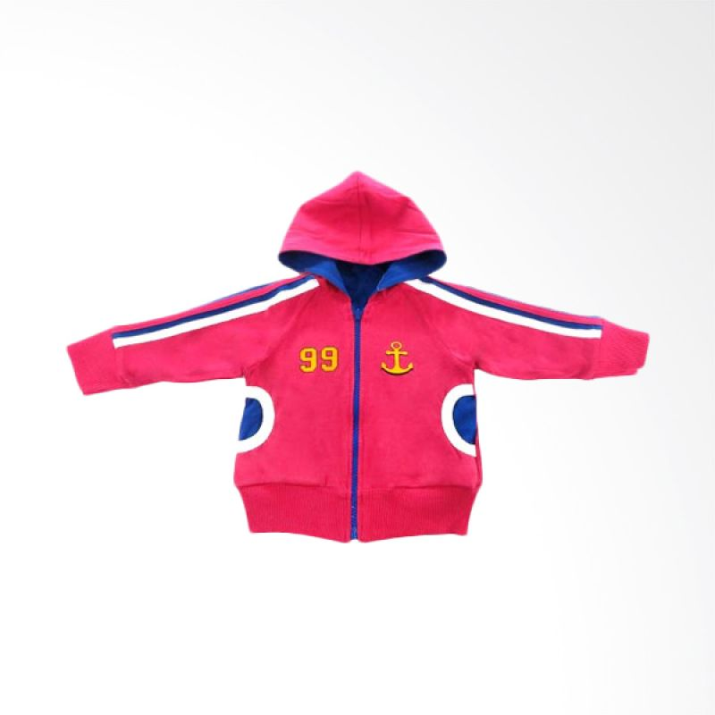 Tokusen Jaket JBB The Pirates Kids Pink
