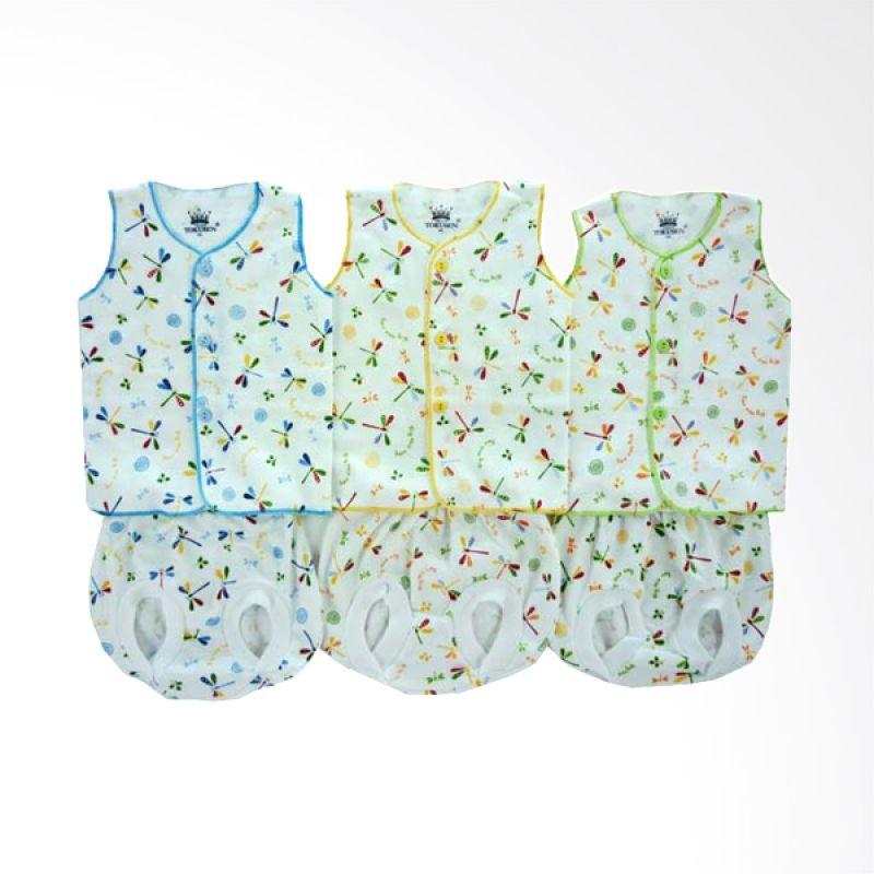 Tokusen OO Fly This  Setelan Baju Anak [Set Of 3]